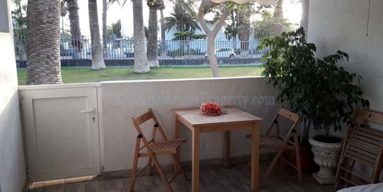 Lovely studio apartment for sale in Costa del Silencio, Tenerife, Canary Islands