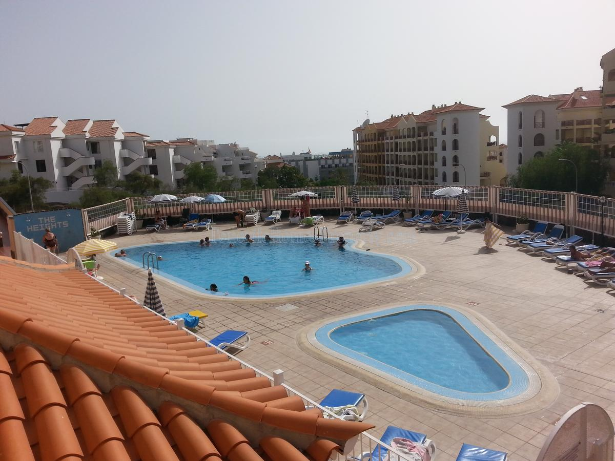 2 bedroom apartment for sale in The Heights Apartment, Los Cristianos, Tenerife €195.000