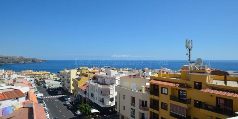 Penthouse for sale Playa San Juan beach Guia de Isora Tenerife