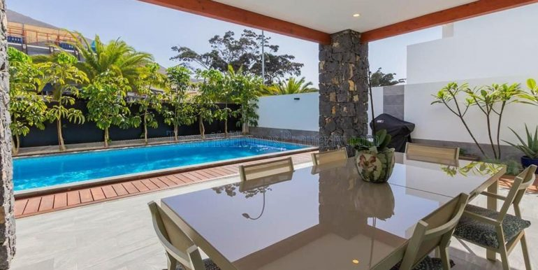 Luxury villa for sale Tenerife Los Cristianos