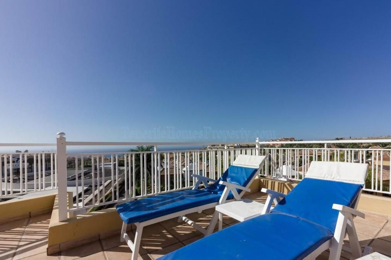 Duplex apartment for sale in Playa del Duque Tenerife ...