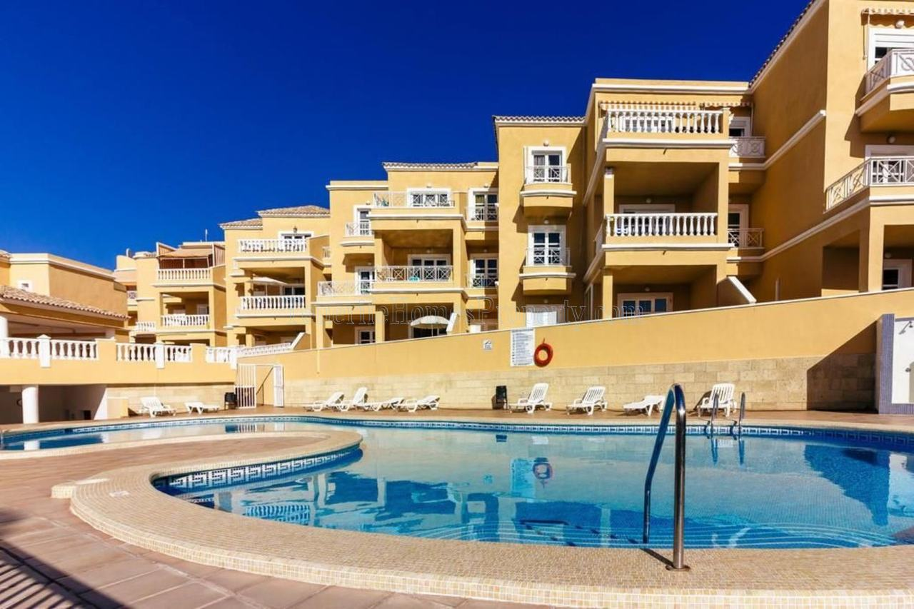 Duplex apartment for sale in Playa del Duque, Tenerife, Spain €370.000