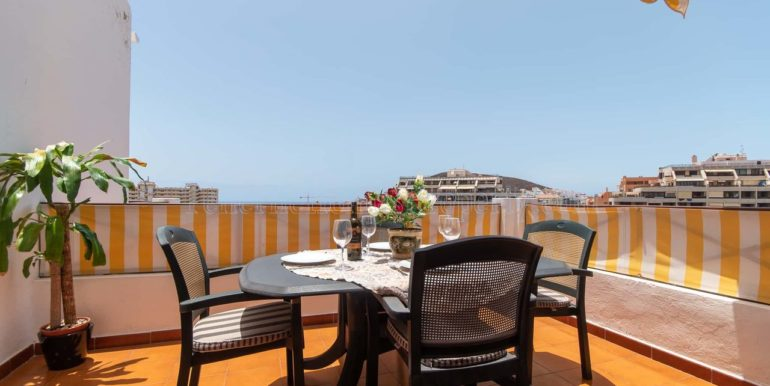 1 bedroom holiday apartment for rent in Los Cristianos Tenerife Spain