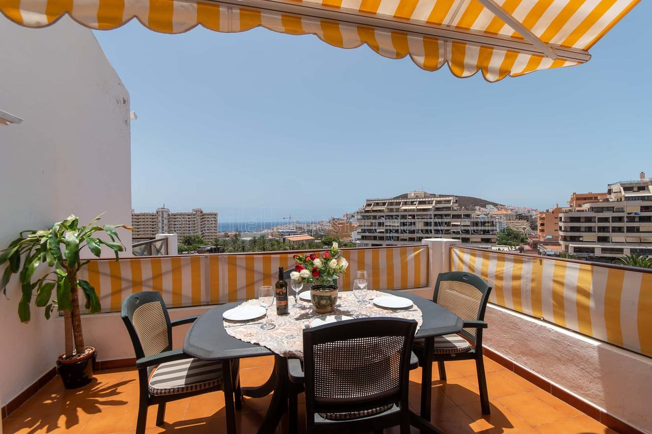 1 bedroom holiday apartment for rent in Los Cristianos, Tenerife