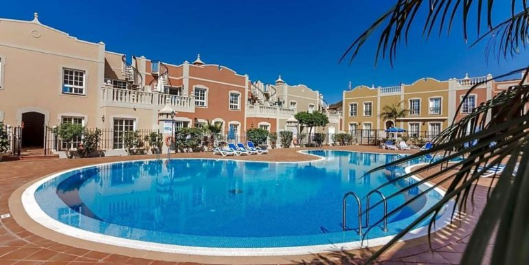 1 bedroom apartment for sale in Paraiso Palm Mar Tenerife